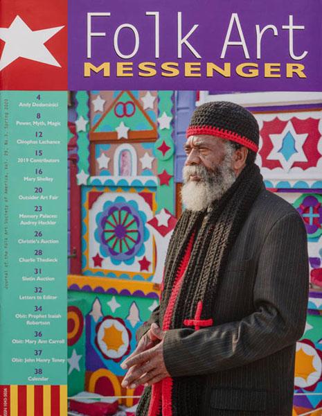 Folk Art Messenger, Spring 2020