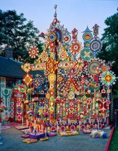 Work of Prophet Isaiah Robertson; Niagara Falls, NY 2012