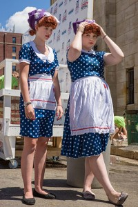 Lucyfest; Jamestown, NY 2013