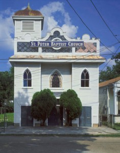 St. Peter Baptist Church; New Orleans, LA 2000