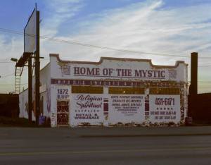 Home of the Mystic; Cleveland, OH 2005