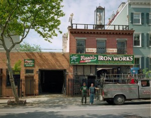 Vinnie's Iron Works; Brooklyn, NY 2008