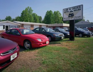 Law and Order Auto Sales; Pilot Mountain, NC 2008