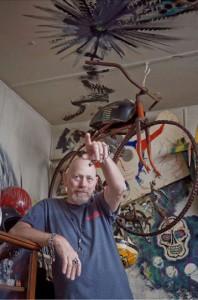 Ron 'Fish' Clifton; Ridgeway, VA 2009