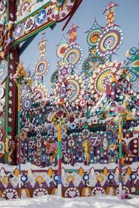 Work of Prophet Isaiah Robertson; Niagara Falls, NY 2014 (b)