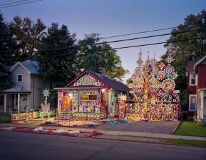 Prophet Isaiah Robertson's House; Niagara Falls, NY 2011 (b)