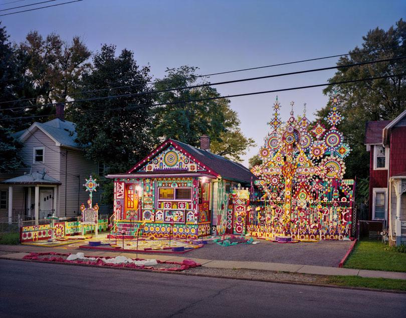 Prophet Isaiah Robertson's House; Niagara Falls, NY 2011