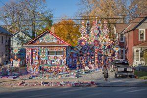 House of Prophet Isaiah Robertson; Niagara Falls, NY 2016
