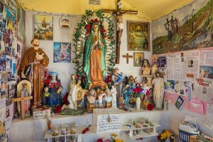 Vigil's Roadside Shrine; Antonito, CO 2106