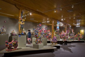 Work of Robert Morgan, Kentucky Folk Art Center 2011