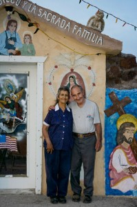 Lucy and Jose Vigil; Antonito, CO 2008