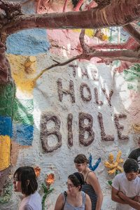 Salvation Mountain; Niland, CA 2009 (c)