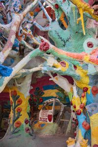 Salvation Mountain; Niland, CA 2009 (b)