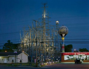 Billy Tripp's Mindfield; Brownsville, TN 2008 (a)