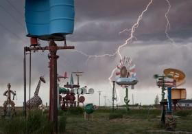 Work of Melvin Gould; Cheyenne, WY 2011 (a)