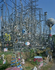 Billy Tripp's Mindfield; Brownsville, TN 2008 (c)