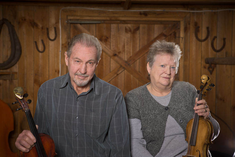 Billy Shelton & Wanda Moore 2011