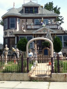 Mannequin House; Bridgeport, CT