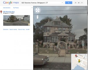 Google Mannequin House; Bridgeport, CT