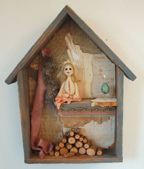 """""""Doll House"""" by Amber Groome"""