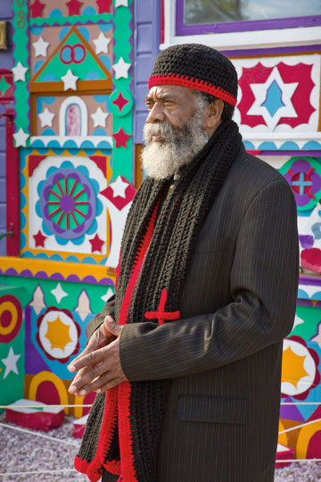 Prophet Isaiah Robertson; Niagara Falls, NY 2012 (d)