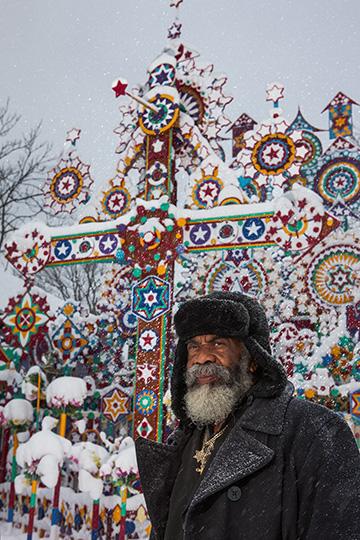 Prophet Isaiah Robertson; Niagara Falls, NY 2012 (e)