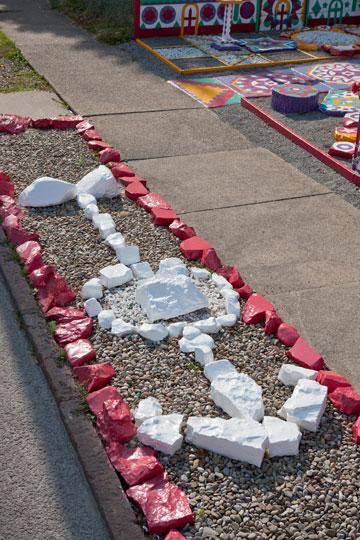 Work of Prophet Isaiah Robertson; Niagara Falls, NY 2012 (h)