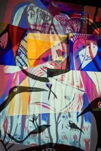 works of Ron Mann; Clio, MI 2012 (b)