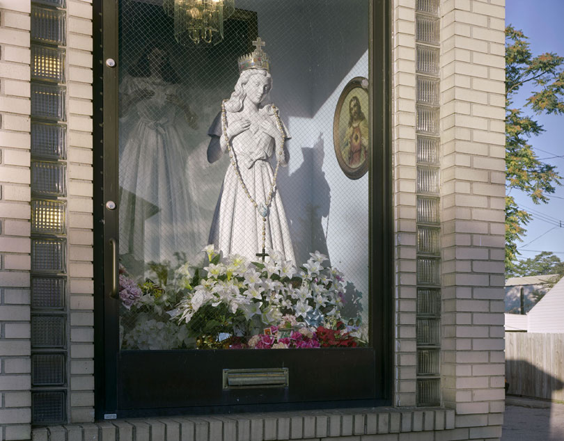 Senaca Street Shrine; Buffalo, NY 2007