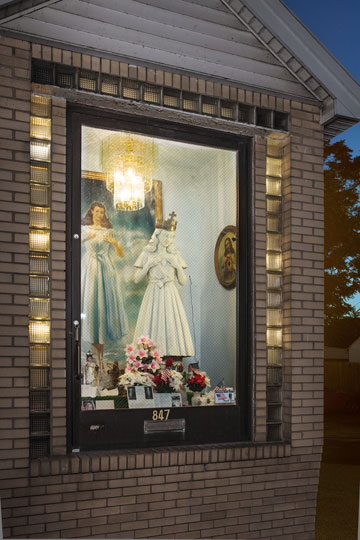 Senaca Street Shrine; Buffalo, NY 2012