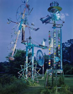Work of Vollis Simpson; Lucama, NC 2010