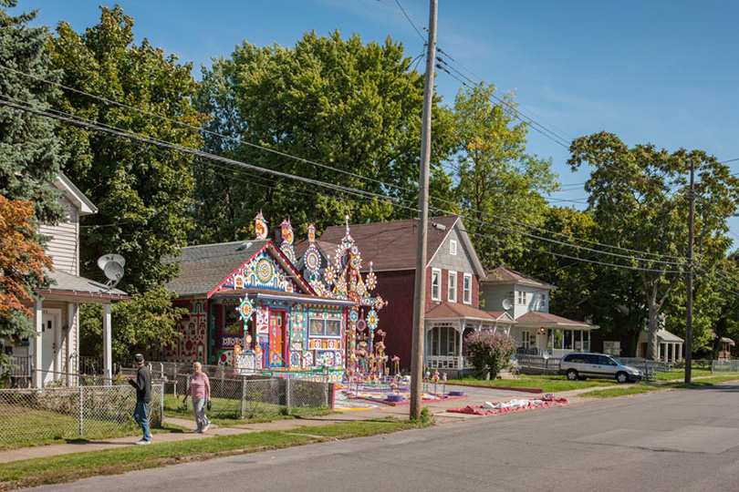 Isaiah Robertson house; Niagara Falls, NY 2012