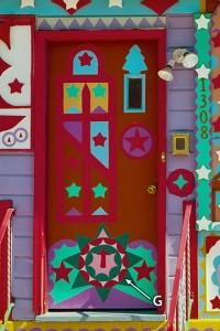 Prophet Isaiah Robertson house detail #1